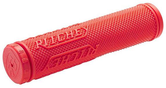 Ritchey Comp Truegrip X Griffe Ø30mm red